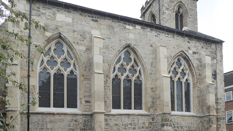 St Denys Church, York